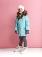 Зимняя пуховая куртка Crockid (Крокид) на девочку