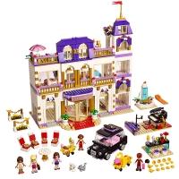 Конструктор Lego Friends 41101 Лего Подружки Отель в Хартлейк Сити