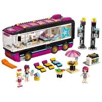 Конструктор Lego Friends 41106 Лего Подружки Автобус Звезды