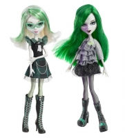 Кукла с одеждой Playhut Mystixx Vampires День и ночь Калани 29 см