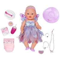 Кукла Zapf Creation Baby born 820-698 Фея Интерактивная 43 см