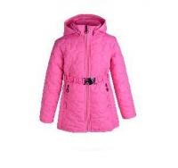 Куртка Crockid утепленная демисезонная на девочку цвет розовый