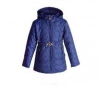 Куртка Crockid утепленная демисезонная на девочку цвет синий