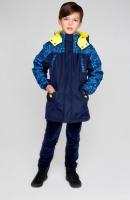 Куртка PreMont мембранная утепленная демисезонная на мальчика цвет синий