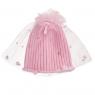 Шапка хлопковая для девочки Chobi chic SH-1005 цвет розовый