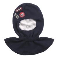 Шлем хлопковый для мальчика Chobi chic SH-1040 цвет синий
