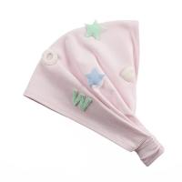 Повязка трикотажная для девочки Chobi Casual SH-1060 цвет розовый