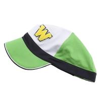 Кепка трикотажная для мальчика Chobi Chic SH-1085 цвет зеленый