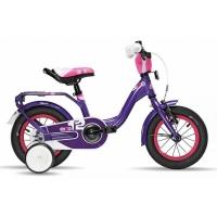 """Двухколесный велосипед S'Cool niXe 12"""" детский велосипед для девочек"""
