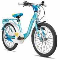 """Двухколесный велосипед S'Cool niXe 18"""" детский велосипед для девочек"""
