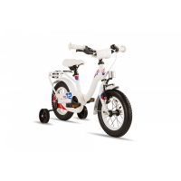"""Двухколесный велосипед S'Cool niXe steel 12"""" детский велосипед для девочек"""