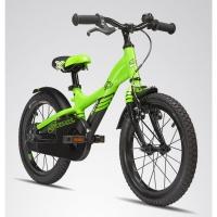 """Двухколесный велосипед S'Cool XXlite 16"""" детский велосипед для мальчиков"""