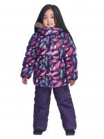 Зимний комплект PreMont Пурпурная колибри